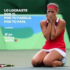 Monica Puig gana oro Olimpiadas 2016