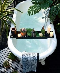 Image result for tropical bathroom