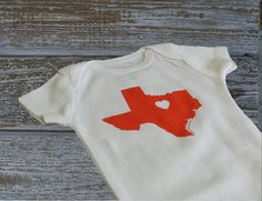 Hey, I found this really awesome Etsy listing at https://www.etsy.com/listing/127418048/texas-state-onesie-birth-state-and-city
