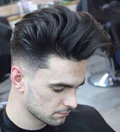 joshlamonaca low skin fade haircut with long hair on top #menshairstyles #menshaircuts #menshair #hairstylesformen #haircuts #fades #fadehaircuts #fadehaircut #coolhaircuts #newhaircuts #menshairstyles 2017