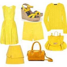 yellow:)