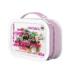 Offroad in Pink yubo Lunch Box
