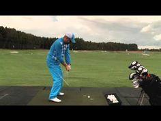 Golf-harjoittelu: Pro Riku Aarnion vinkit rangelle osa 4 - YouTube