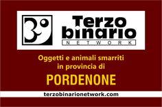 Oggetti e animali smarriti in provincia di Pordenone
