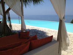 Karma Kandara ~ Bali Bali Honeymoon, Outdoor Furniture, Outdoor Decor, Hammock, Karma, The Good Place, Curtains, Space, Amazing