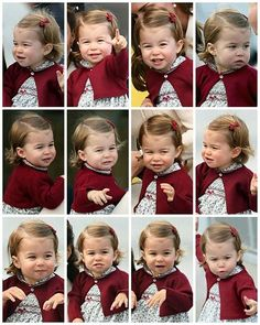 Princess Charlotte leaves from Victoria Harbour to board a sea-plane on the final day of their Royal Tour of Canada on October 1, 2016 in Victoria, Canada.