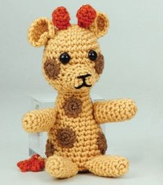 10 Free Stuffed Animal Patterns - cute for the kiddos!