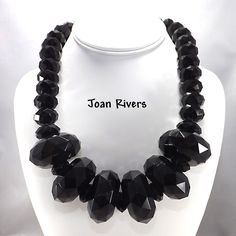 Reflective Gunmetal Gray Large Bead Necklace with Earrings Set for Pierced Ears Dark Gray Color Retro Costume Jewelry