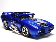 【 BONE SHAKER + 1969 PONTIAC GTO JUDGE にこいち仕様! 】 by DT110 さん - attictoyz (アティックトイズ)