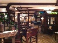 classical Italian restaurant Hong Kong the Mistral