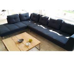 Hjørnesofa, stof, 6 pers. , Ilva, Canzo, Splinterny sofa