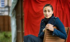 How has Zadie Smith, the winner of last week's Guardian first book award been affected by her fame?