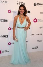 Sarah Shahi attends the 24th Annual Elton John AIDS Foundation's Oscar Viewing Party http://celebs-life.com/sarah-shahi-attends-24th-annual-elton-john-aids-foundations-oscar-viewing-party/  #sarahshahi