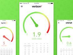 Verizon App (Concept)