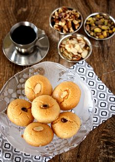 Sekerpare – Turkish Soft Cookies in Sugar Syrup (Egg less Recipe)