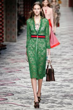 Gucci | Ready-to-Wear - Spring 2016 | Look 1