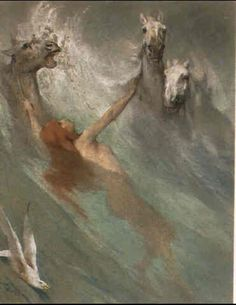 Arthur Wardle - Spirit Of The Waves