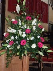 St Marys Church, Haughton Green, Pedestal Arrangement.