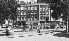 Amsterdam, het Zoutkeetsplein, omstreeks 1969