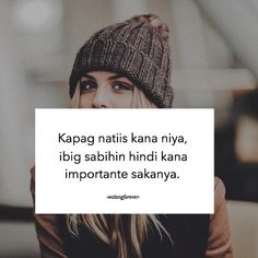Tagalog Love Quotes - May Nagugustuhan ka ba ngayon? Filipino Quotes, Pinoy Quotes, Tagalog Love Quotes, Emo Quotes, Hurt Quotes, Filipino Funny, Qoutes, Inspirational Artwork, Short Inspirational Quotes