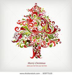Swirly tree...