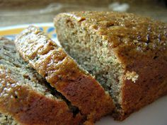 Butter, with a side of Bread // Easy family recipes and reviews.: BEST EVER ZUCCHINI BREAD