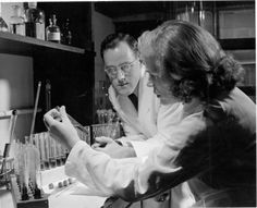 Our photograph collection includes images of #NIH staff at work and play and the other people, places, and events that make up our history.  Only a small segment is on Pinterest.