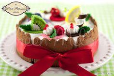 Full Felt Cheesecake | Flickr - Photo Sharing!