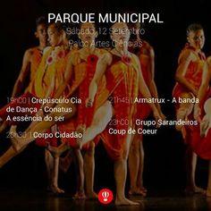 Para quem gosta de artes cênicas palco especial na Virada Cultural. #PulaNaVirada #PulaBH by pulabh