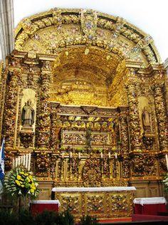 Sé de Braga - Capela de S. Geraldo Padroeiro da Cidade. Portugal