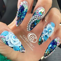 """See more and learn more ...  Credit to @nails_by_verovargas @nails_by_verovargas @nails_by_verovargas"" Photo taken by @nails4today on Instagram, pinned via the InstaPin iOS App! http://www.instapinapp.com (07/06/2015)"