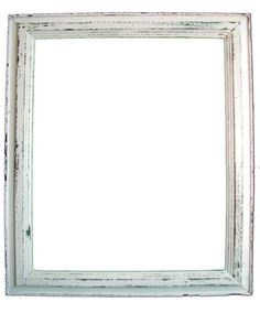 How to make vintage picture frames