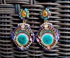 Nice looking DORLETA FASHION handmade earrings. <3