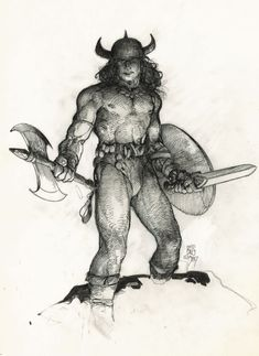 Barry Windsor-Smith was staple of my childhood comic collecting.