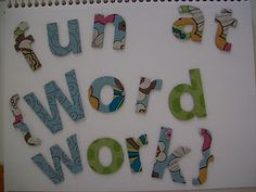 Lots of word work ideas for 1st and 2nd...