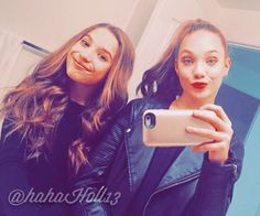 Added by #hahah0ll13 Dance Moms Mackenzie and Maddie Ziegler