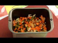 """ROBOT DE COCINA """" LA COCINERA """" JAMONCITOS DE POLLO ANDALUZ - YouTube Salsa, Meat, Chicken, Ethnic Recipes, Food, Youtube, Easy Food Recipes, Healthy Recipes, Food Processor"""