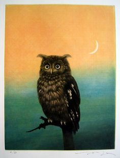 IKAI,Tadashi [Daybreak] - Owl