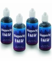 Invisible Ink (Spy Party Favor/Pack of 4)  Price: $2.25