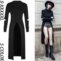 Top Gothic Fashion Tips To Keep You In Style. As trends change, and you age, be willing to alter your style so that you can always look your best. Consistently using good gothic fashion sense can help Mode Outfits, Fashion Outfits, Womens Fashion, Fashion Tips, Fashion Trends, Fashion Ideas, Fashion Clothes, Fashion Websites, Style Fashion