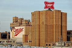 Miller Brewery, Milwaukee. When the German immigrants began to arrive in the 1840s, they brought with them their passion for the art of beer brewing. And over the next 100 years this heritage made Milwaukee the world's leading beer producer. While it's no longer the city's major industry, its legacy is everywhere. Reminders of the old beer barons can be seen at the Pabst Mansion, Blatz Building, and Miller Brewery, where over eight million barrels are still produced annually.