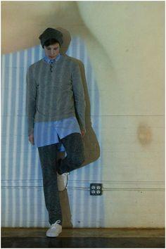 ALDER NEW YORK Fall Winter 2015 Otoño Invierno #Tendencias #Moda Hombre #Menswear #Trends   T.F.