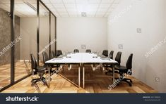 Office Business Beautiful Boardroom Meeting Room ภาพประกอบสต็อก 1681788856 Conference Room, Business, Table, Furniture, Beautiful, Home Decor, Meeting Rooms, Store, Interior Design