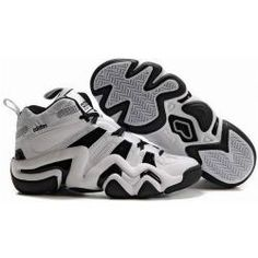 size 40 2304d f73f2 Adidas Crazy 8 Mens Basketball Shoes in white and black   3K-Store Adidas  Basketball