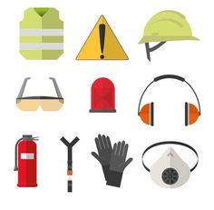 Seguridad Laboral (iconos)