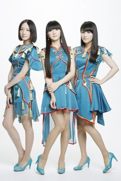 Perfume - Cling Cling (ORICON STYLE)