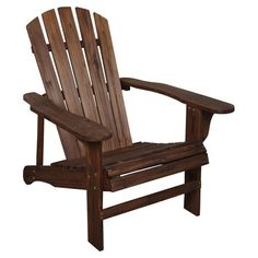 A Classic Addition To Your Porch Or Patio Seating Group, This Adirondack  Chair Is A