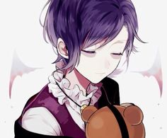 106 Best Kanato Sakamaki images in 2019 | Diabolik lovers