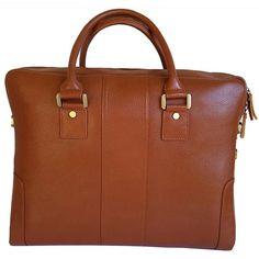 Men 100% Genuine #Leather Business Messenger Briefcase Crossbody Laptop Brown #Bag ... #Genuine_leather_bags_for_men_Australia Leather Bags, Real Leather, Brown Bags, Briefcase, Laptop, Australia, Handbags, Business, Women