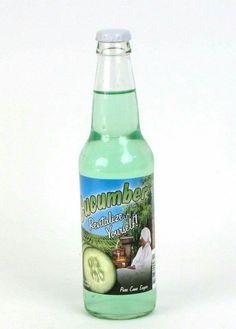 Cucumber Soda